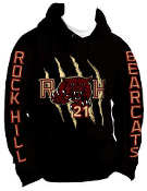 Rock Hill Class of 2021 Varsity Hoodie